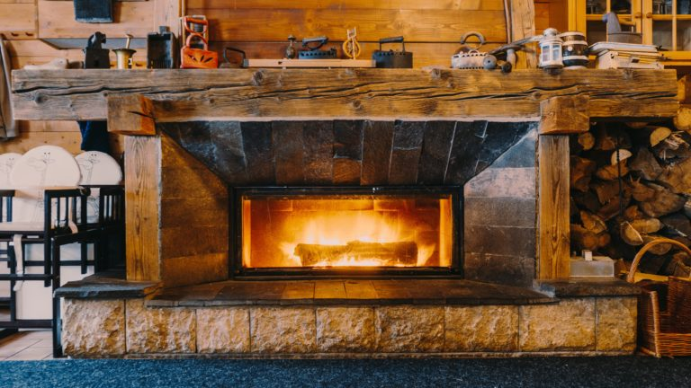 an-electric-fireplace-installed-in-an-edmonton-home